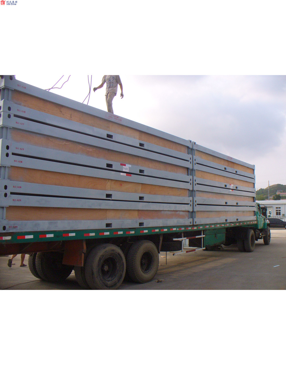 20ft container building a for sale