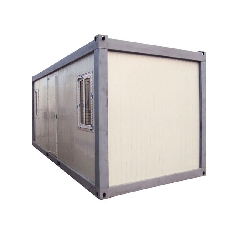 Prefabricated 20ft Container Home Office Container Cabin