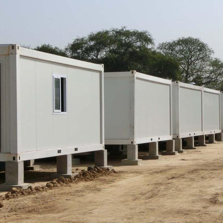 Customized modified shipping container house