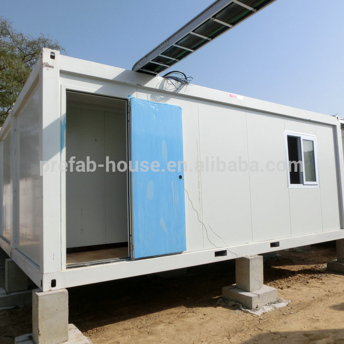 India 2014 CE/SGS 20ft Flat-pack Container House for Living Office Toilet Bathroom
