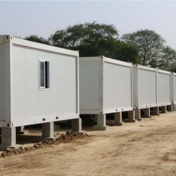 20ft Customized Storage Modular Prefab Living Room Containers