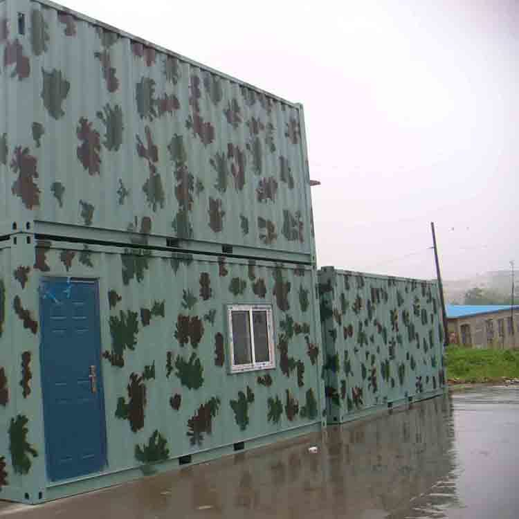 Movable expandable dorm room customized prefabricated container house prices