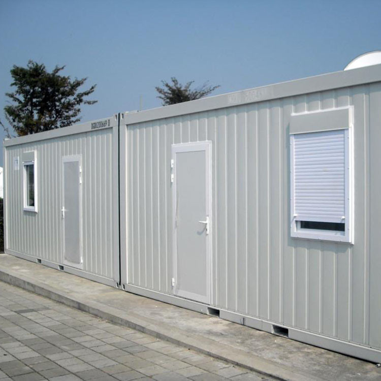 Temporary Shipping Container Prefab House Luxury In Tamilnadu