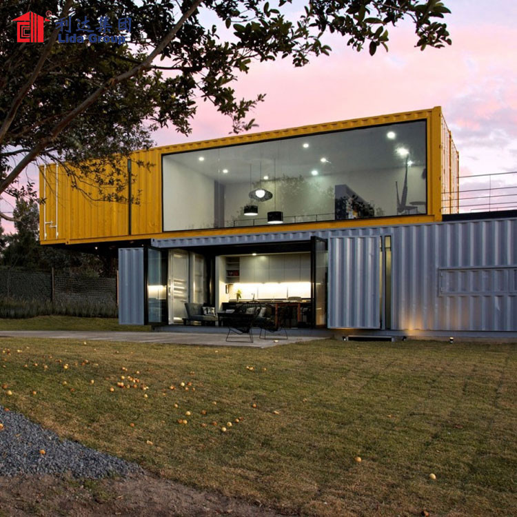 Japan Container House Furnished, Mobile Container Rooms