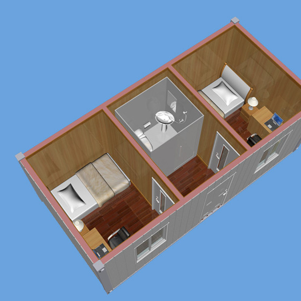 flat pack kit homes and containers
