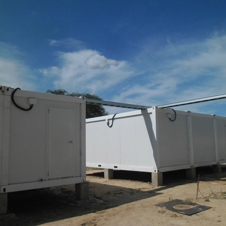 Well Designed Self Storage Prefab House Prefabricated Container