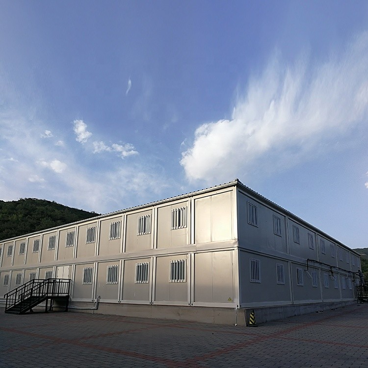 20ft Holiday Accommodation Flat Pack Container House For Sale