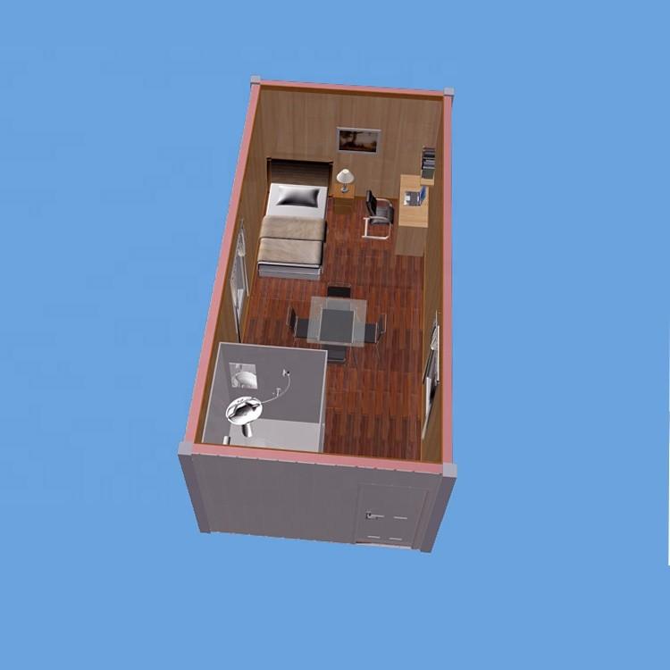 Modular portable prefab cabins