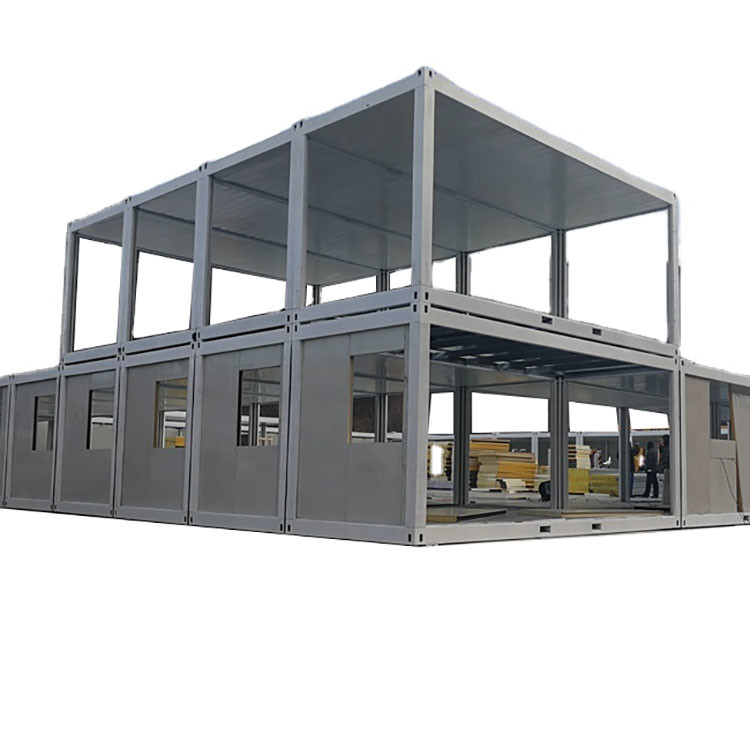 20ft Flat Pack Prefabricated Container House With CE Certificate