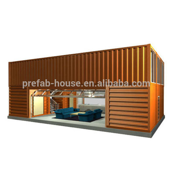 container coffee shop