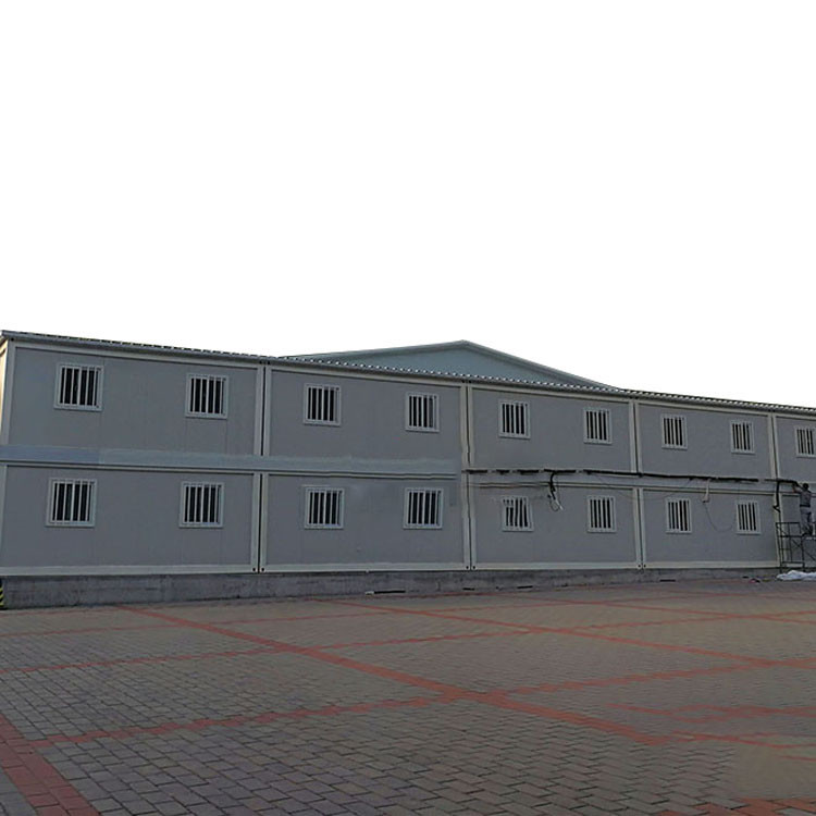 China leading labor camp factory for TCF Staff accommodation buildingrig camp