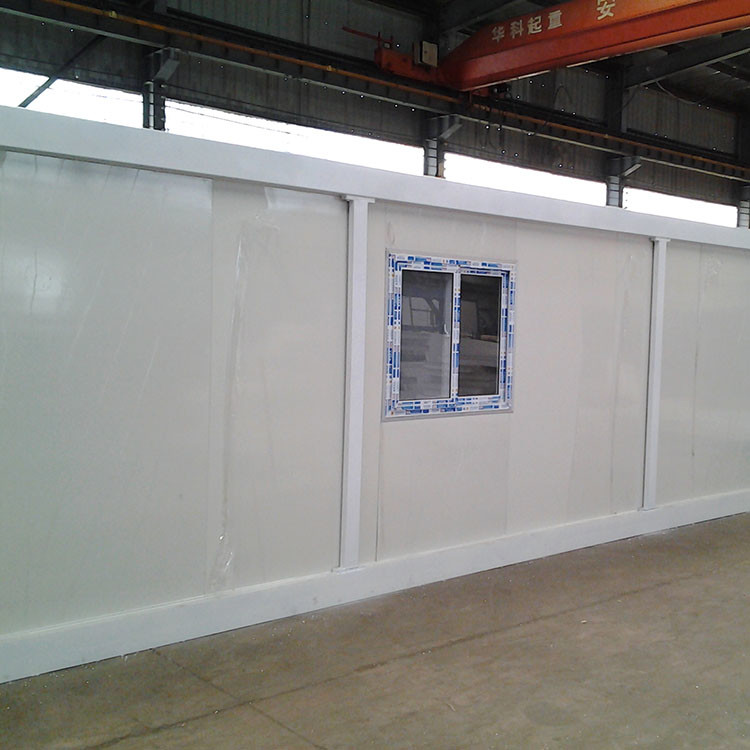 Eco friendly kit prefabricated cheap container house for sale price