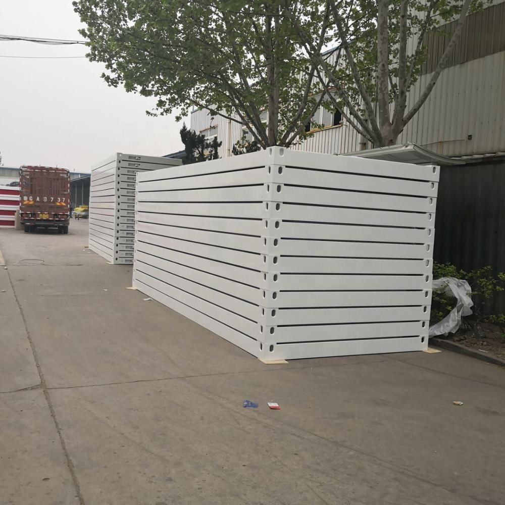 low cost quick build frefab houses china for labor worker camp