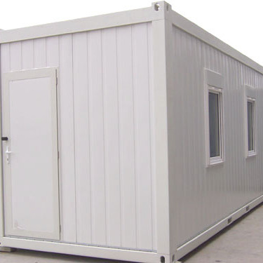 Prefabricated Flat Pack Container Warehouse