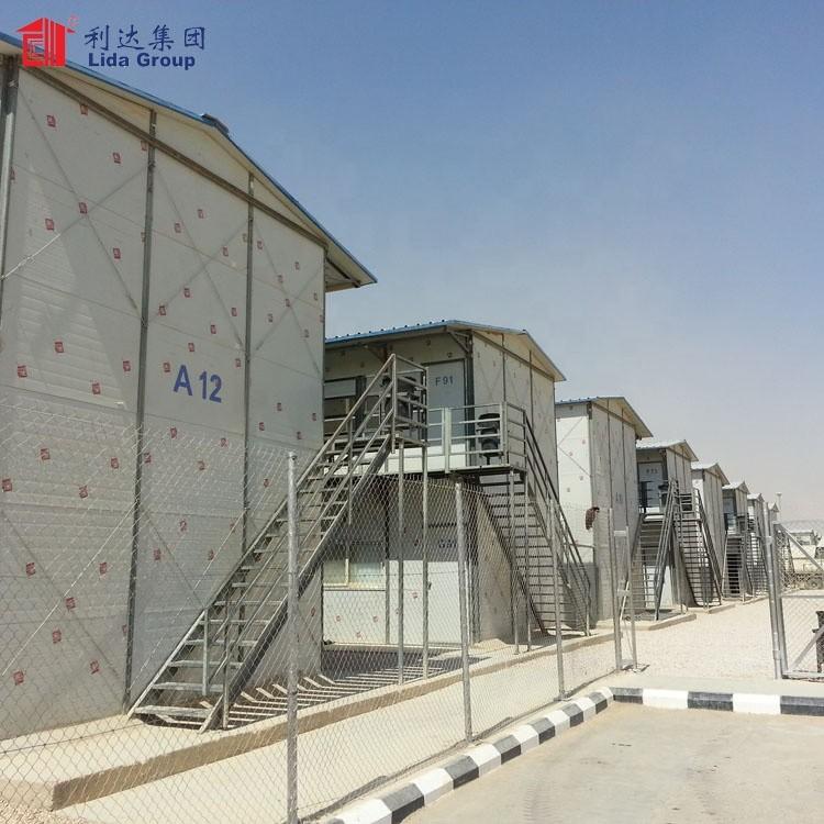 temporary construction facilities
