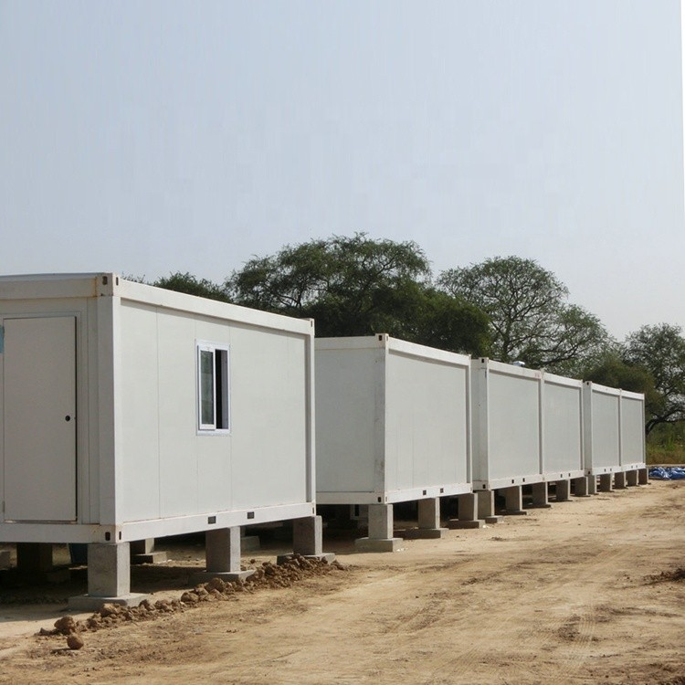 Moveable Prefab Labor Accommodation Container Qatar