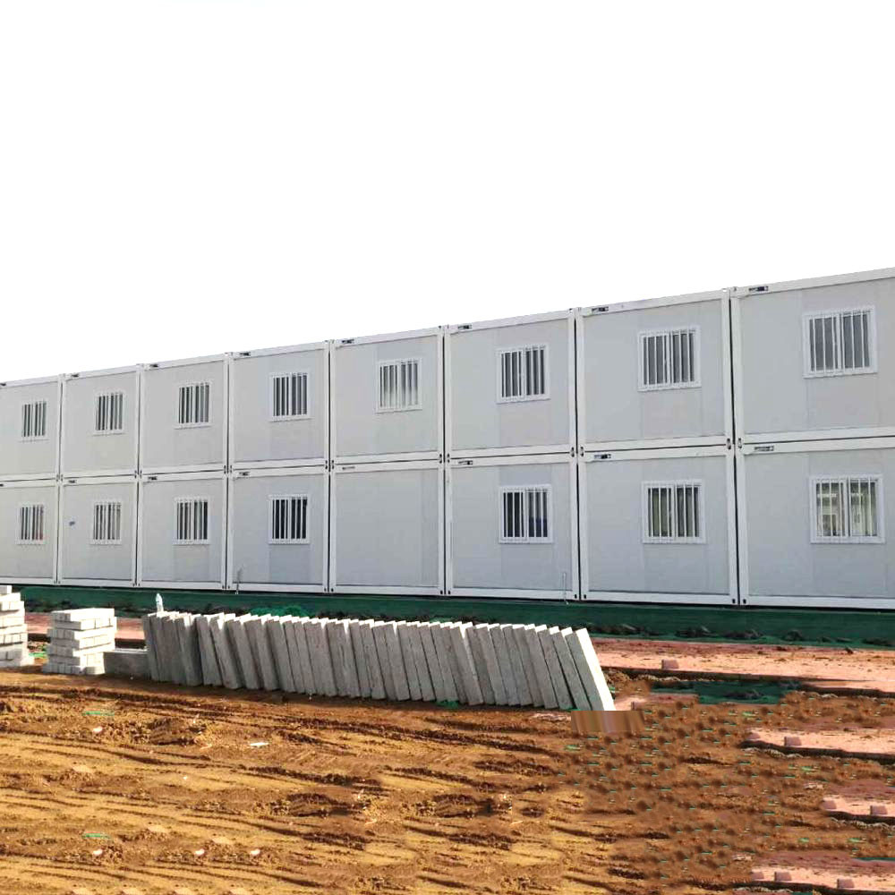 High Quality Sandwich Panel 20ft Cheap Price Flat Pack Container House