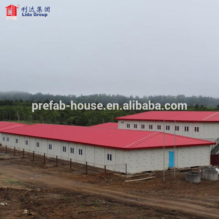 Luxury mobile prefabricated appearance container house