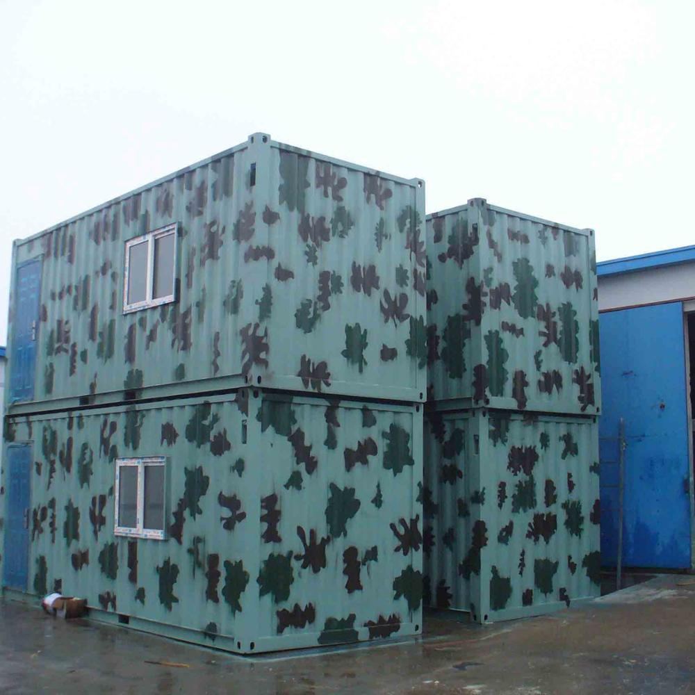 China factory price fire rated container house prefabricated