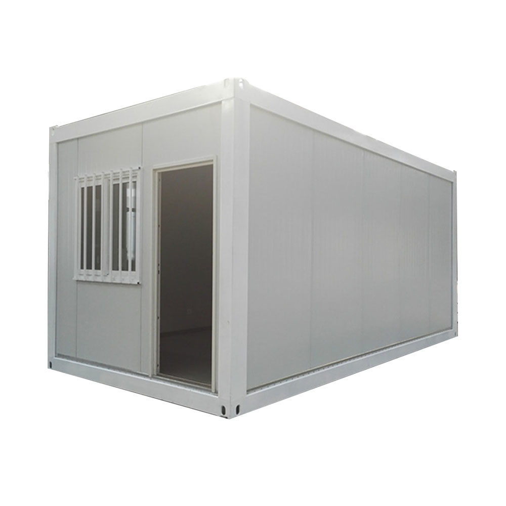 20ft 2.438*6.06m flat pack container office, kitchen, living room,toliets, sanitary house