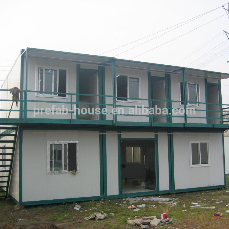Low cost Light Steel Structure building Modular Container House