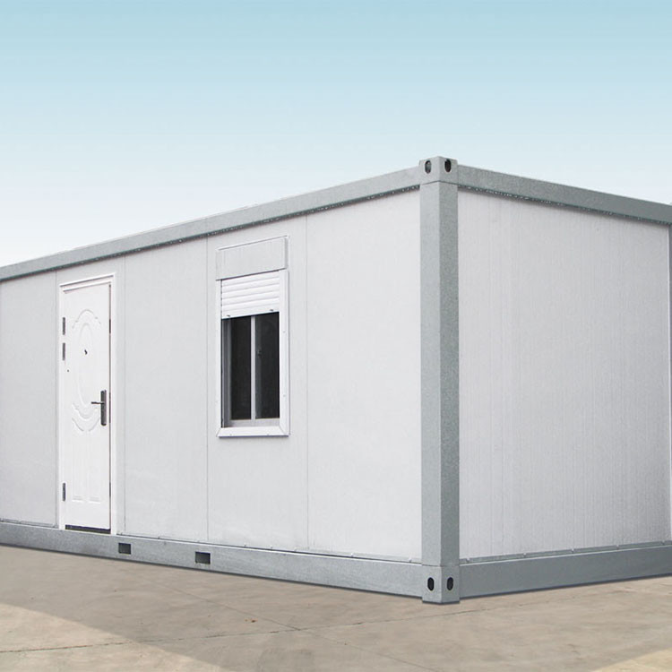 Fast And Safe Container Office Prefabricated In Construction Site