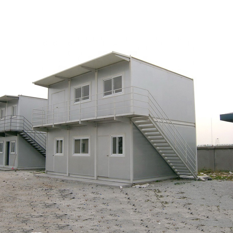 Prefabricated Modular storage foldable homes house container