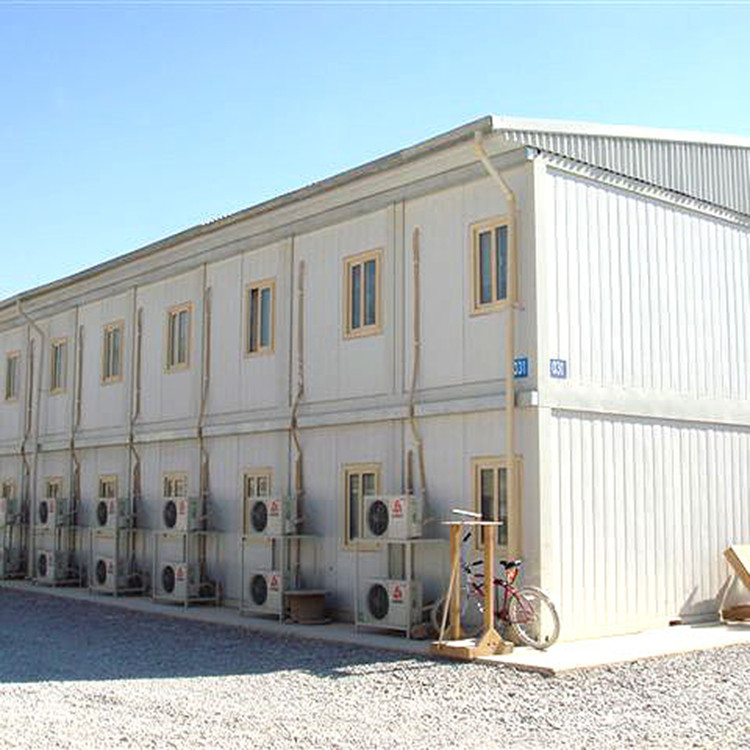 40ft 2 bedroom prefab homes expandable container house for sale