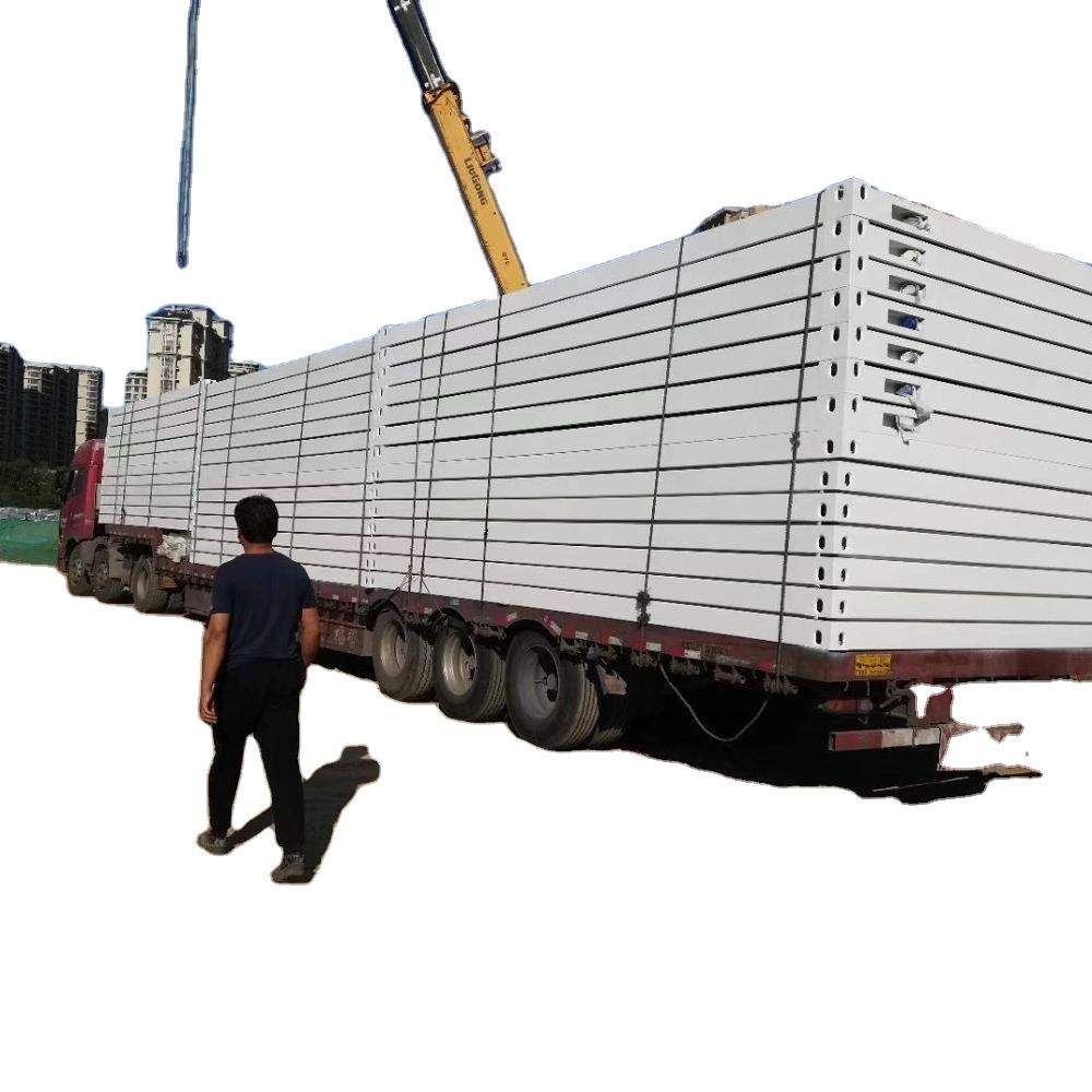 China portable container shop modular prefabricated house