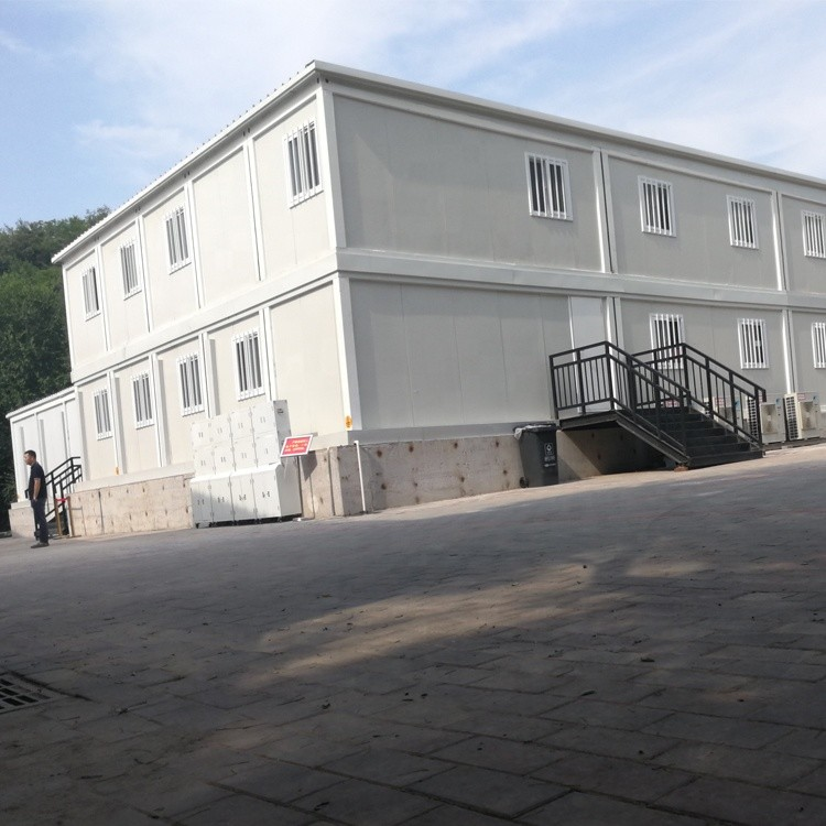 Fast Construction Prefabricated Mineral Mining Container Office