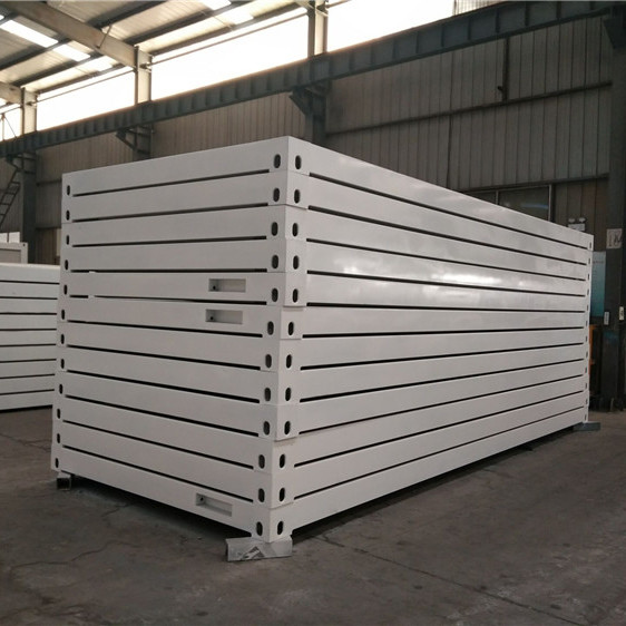 Fast Assembly Flat Pack Container Prefab House