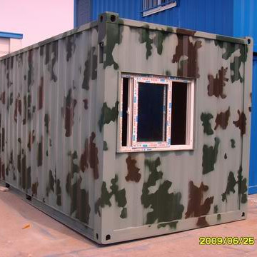 Lida brand shipping container home 40 feet,20feet with CE, ISO9001 certificate