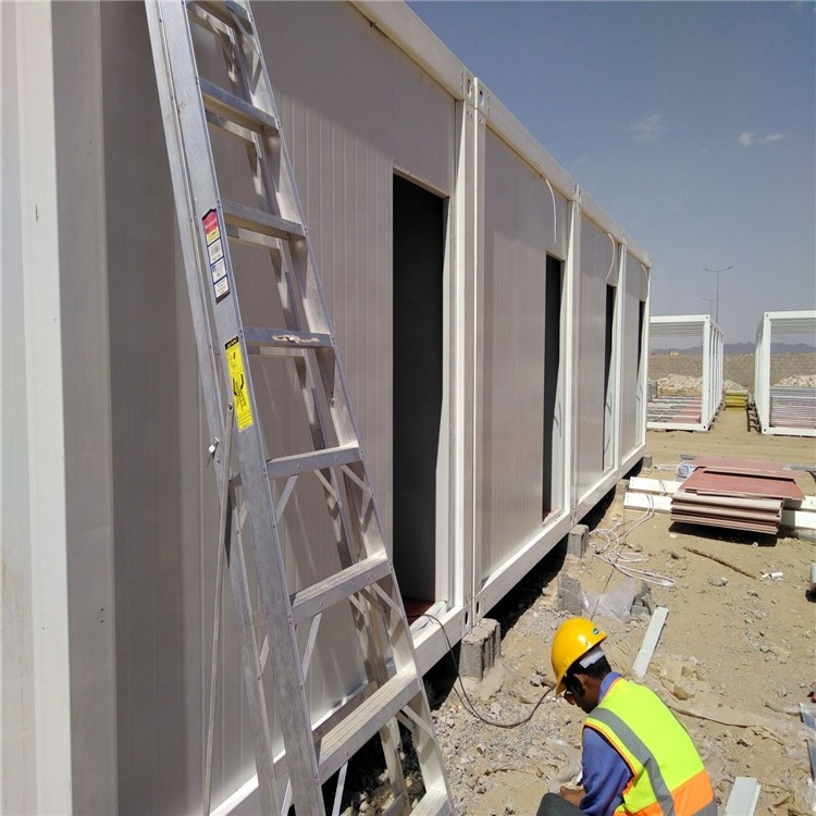 20ft Living Movable Flat Pack Container House