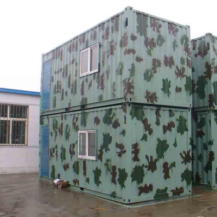 Largest Prefabricated Container Kitchen Builders Steel Structure Factory