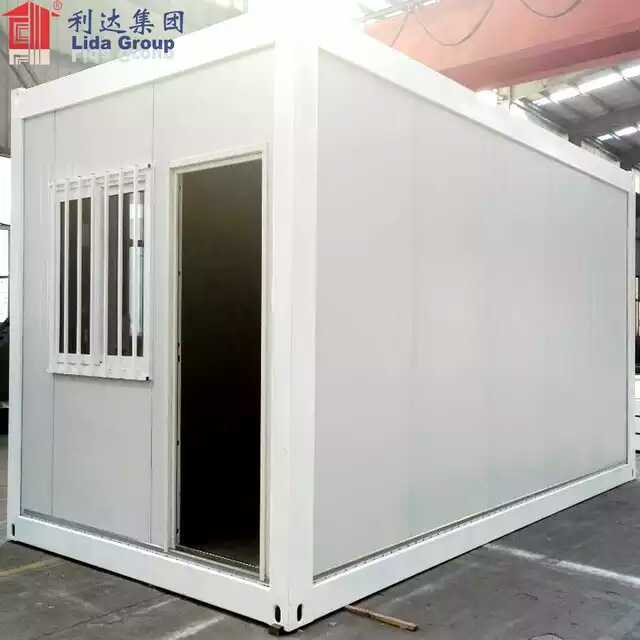 Low-cost Mobile Prefabricated Modular Container Living House/office