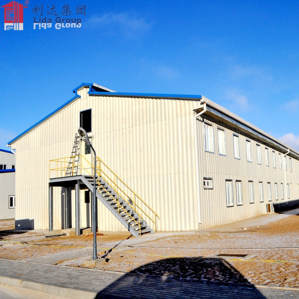 Low Cost 40ft prefab shipping container homes for sale