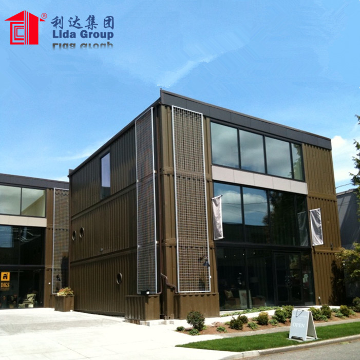 Best Design China Supplier Luxury Container Homes For Hotel