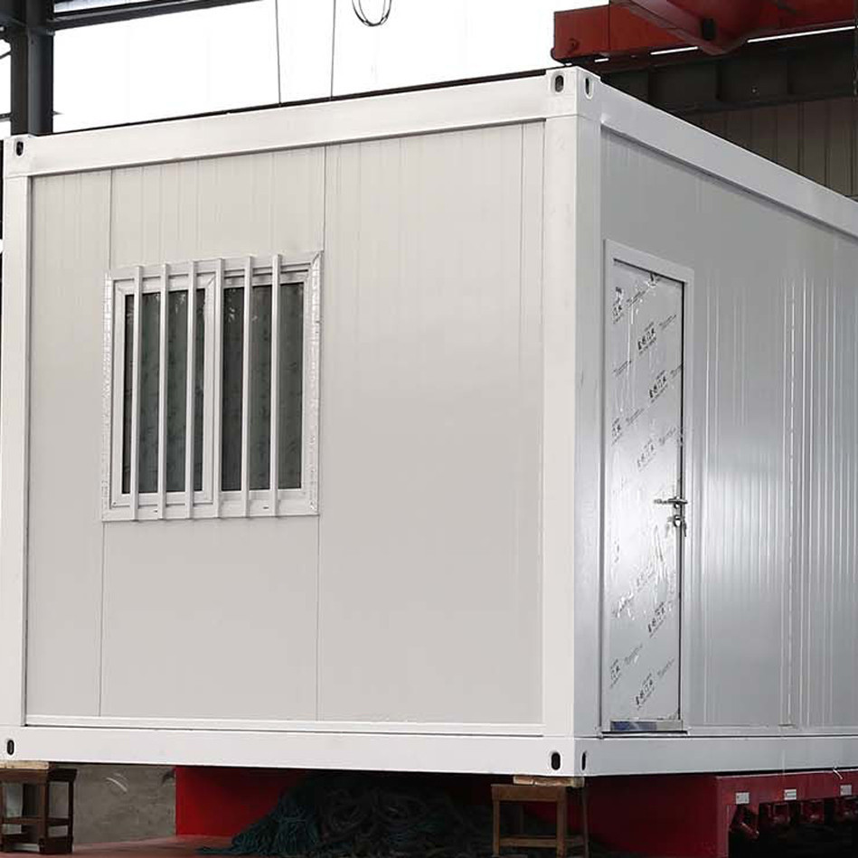 Fast Construction Prefabricated Metal Ore Mining Container Office