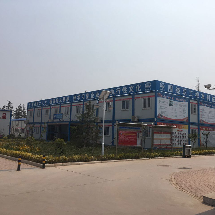 Temporary Holiday Mobile Board House Cheap Prefabricated Container Villa