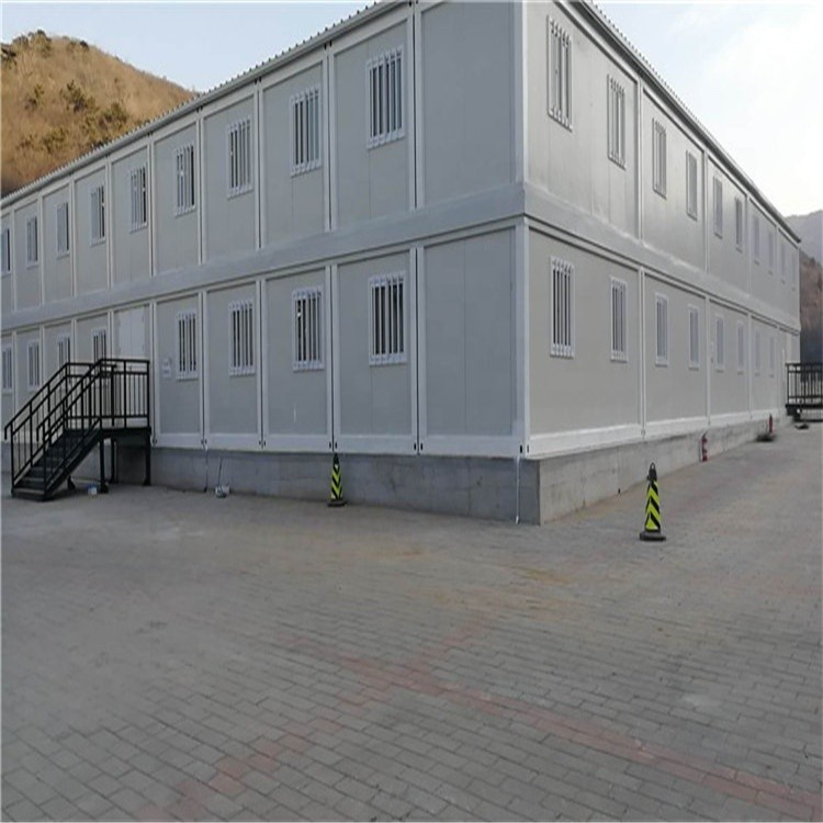 Fast Construction Cheap Prefabricated Oil and Gas Extraction Office