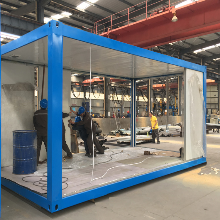 Prefabricated Steel House Container Manufactured Homes