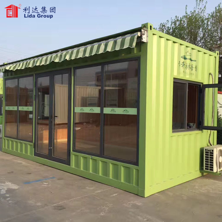 Prefab shipping container homes for Portugal, pre fabricated container boarding house apartment, luxury container homes for sale