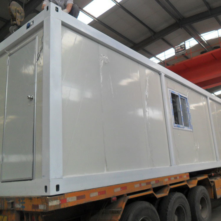 Modern design customized container prefab house for sale