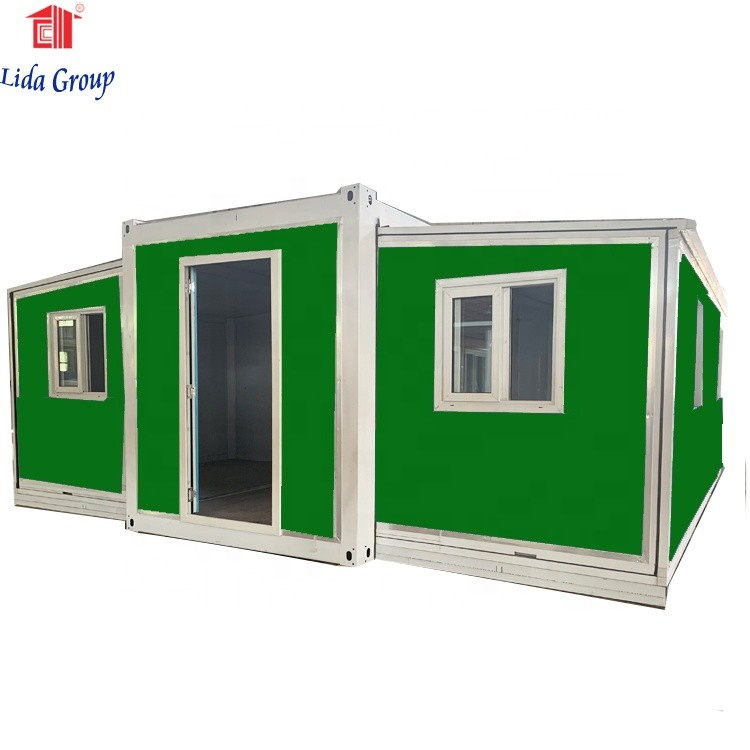 China 20ft expandable container house