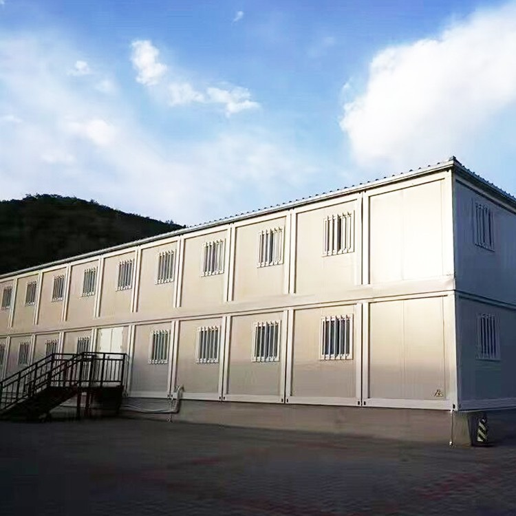 expandable 20 ft prefab container living house
