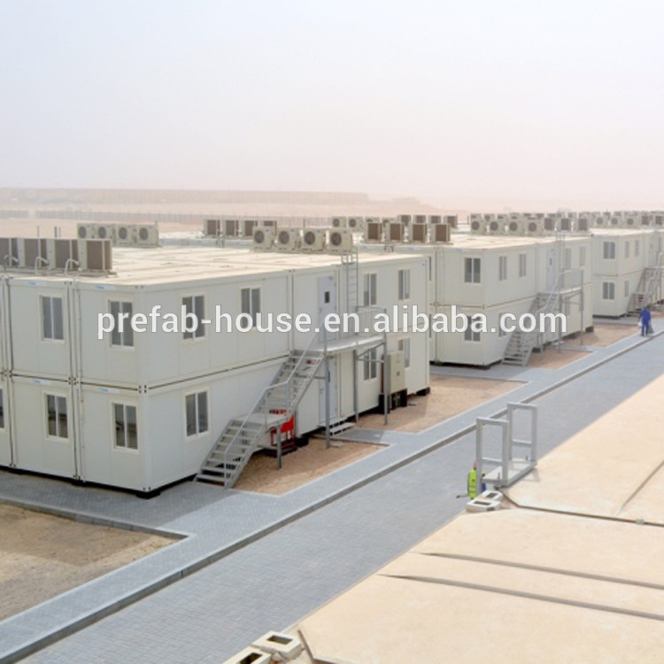 20ft flat pack portable container house