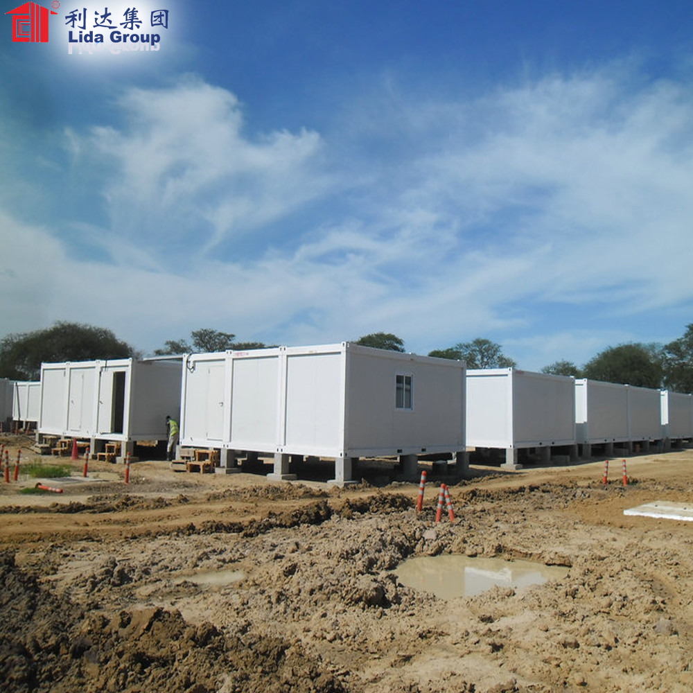20 feet modular container house price