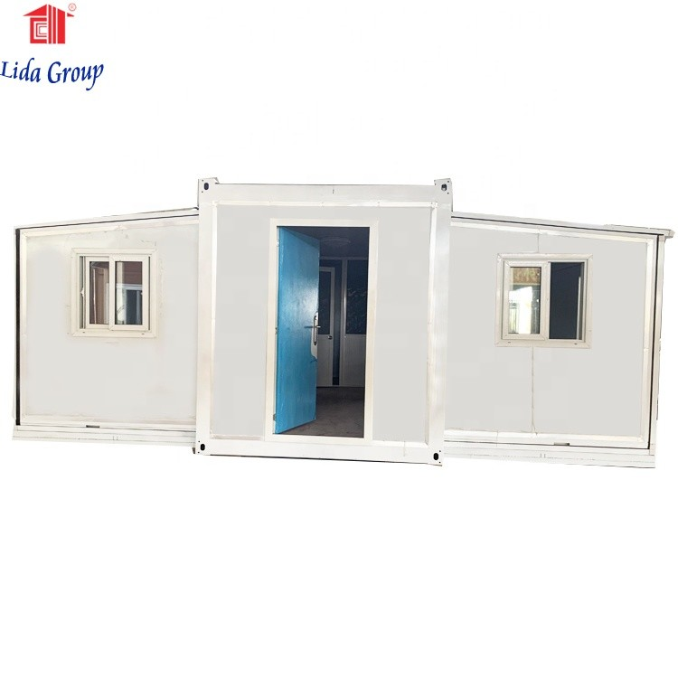 Cheap prefab expandable house mobile home container house for sale