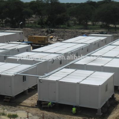 CONTAINER ARMY CAMP