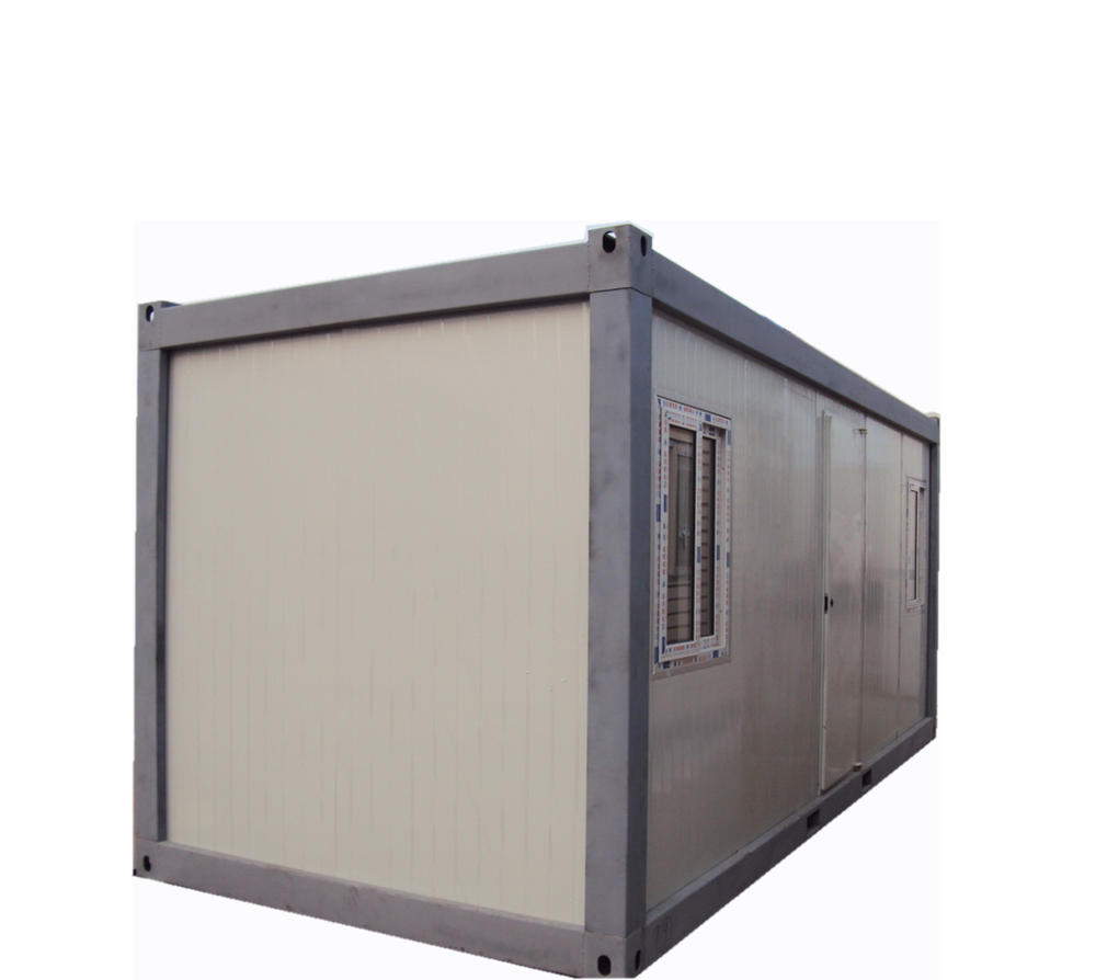 Chinese Home 20 Feet Container Homes Luxury Prefabricated
